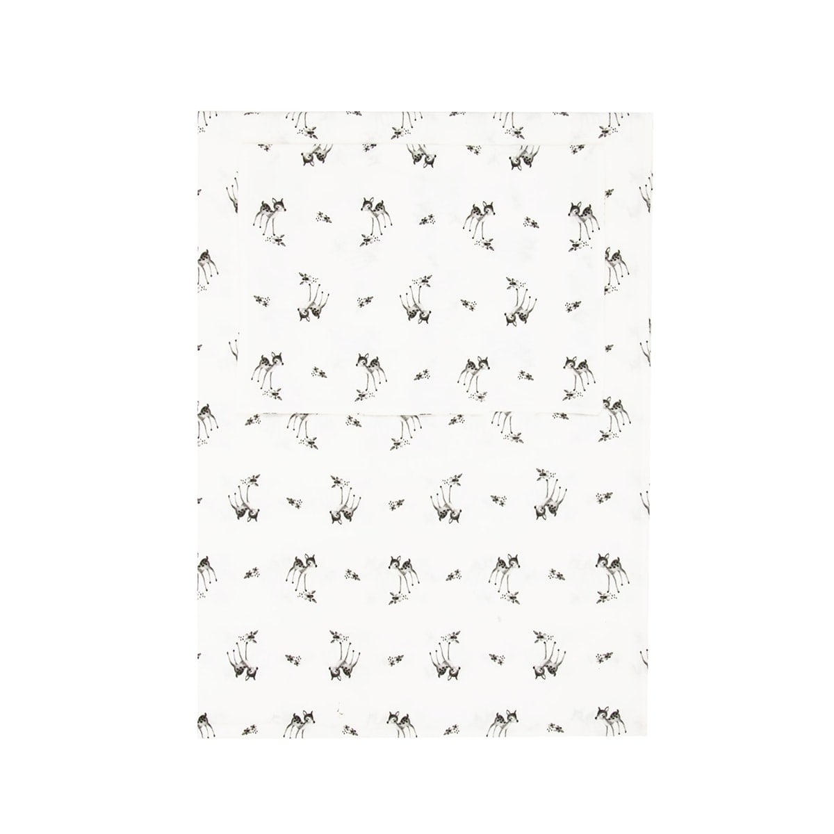 Plume Fawn bedding set