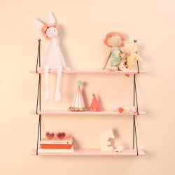 Babou 3 shelves Light Pink