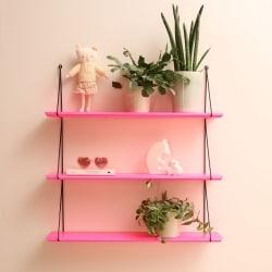 Babou 3 shelves Neon Pink