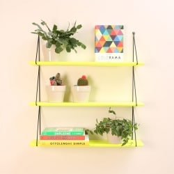 Babou 3 shelves Neon Yellow