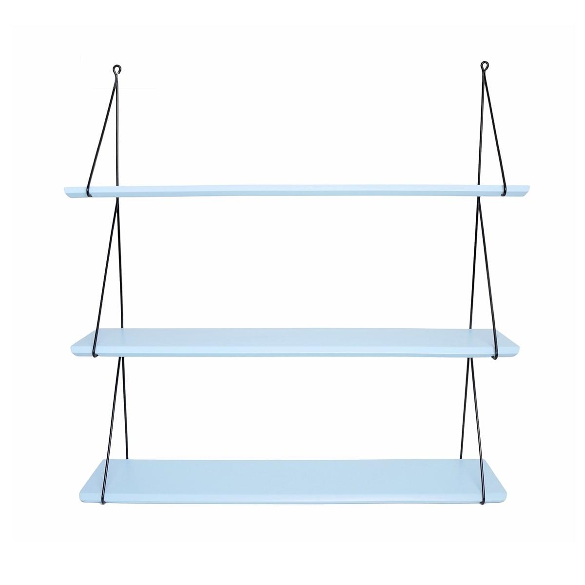 Babou 3 shelves Winter Blue