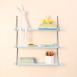 Babou 3 shelves Winter Blue