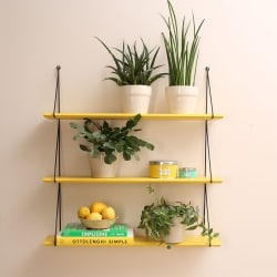 Babou 3 shelves Lemon Yellow
