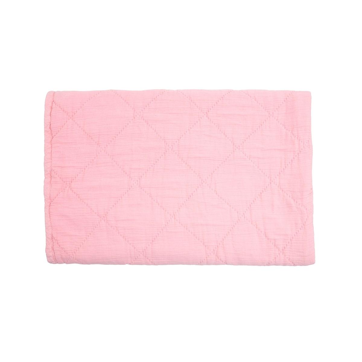Edredon Alma Coral Pink
