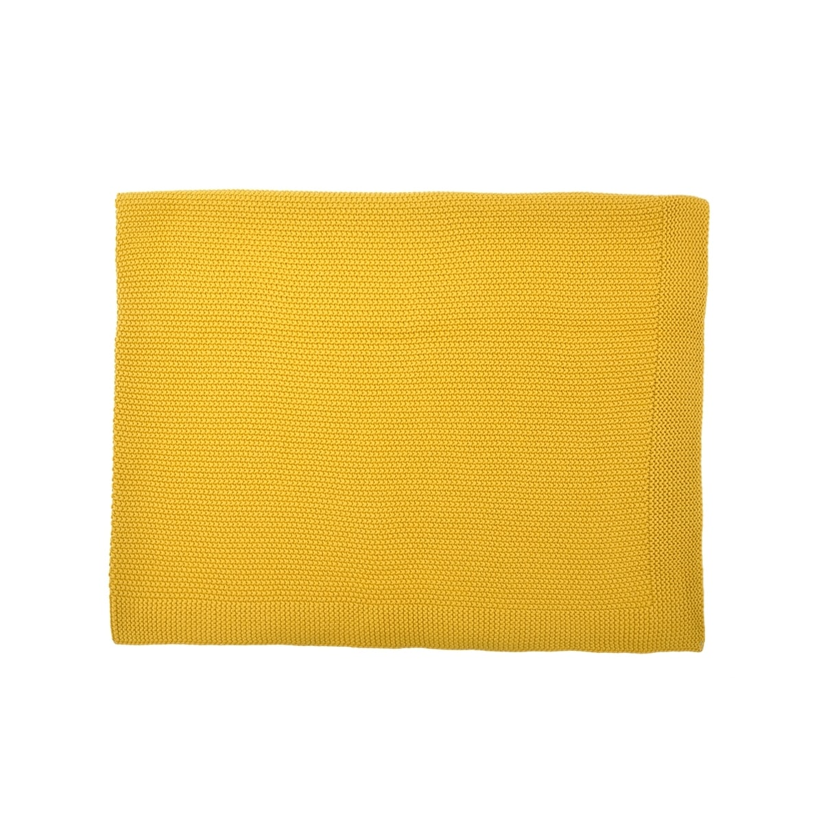 Couverture Bou Ceylan Yellow
