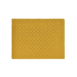 Dentelle Blanket Ceylan Yellow