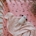 Dentelle Blanket Light Pink