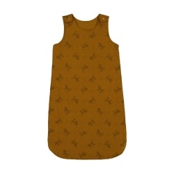 Sarah sleeping bag cat print