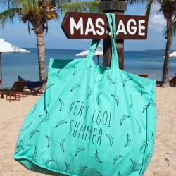 Max Bag Electric Green
