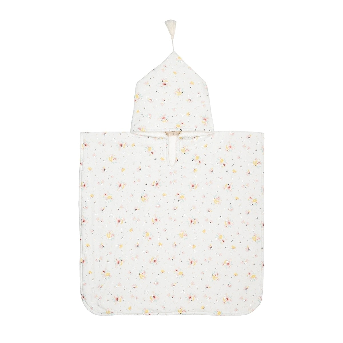 Pepito Bath poncho exotic