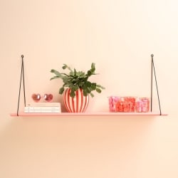 Babou 1 Shelf Coral Pink