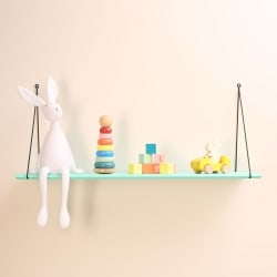 Babou 1 Shelf Electric Green