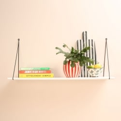 Babou 1 Shelf White