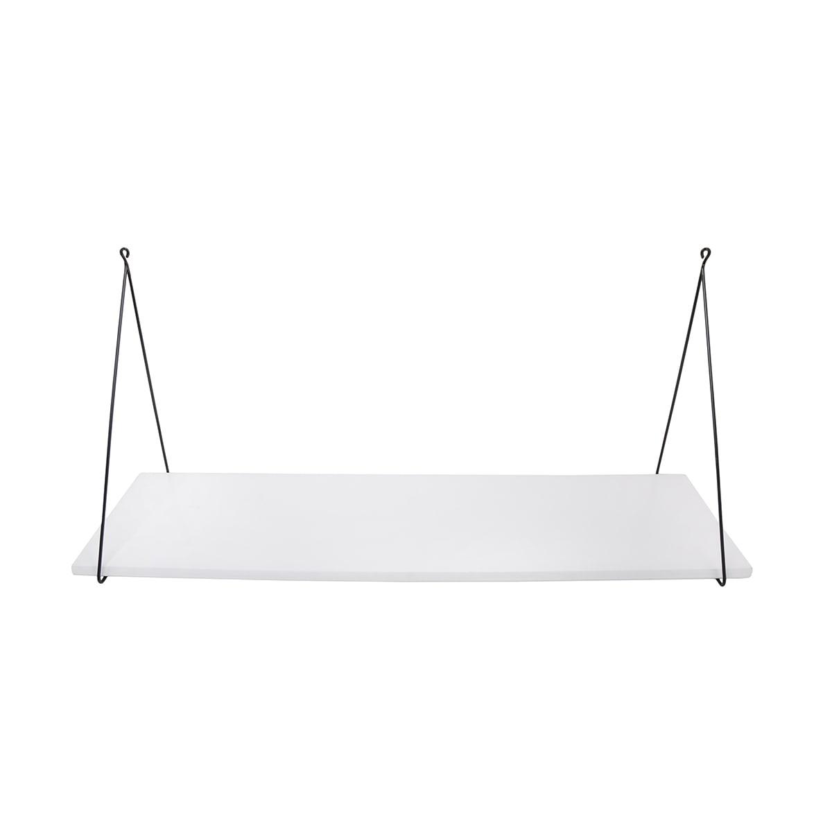 Babou 1 Shelf White