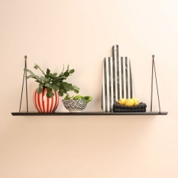 Babou 1 Shelf Black