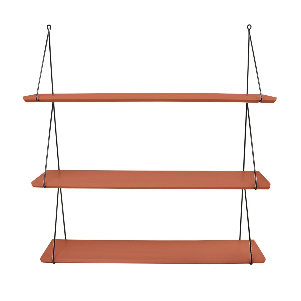 Babou 3 shelves Clay Rose in April x Smallable