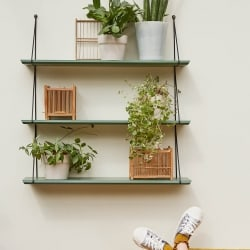 Babou 3 shelves Greek Bue