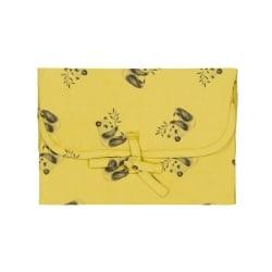 Charly Changing mat Panda yellow