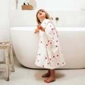 Poncho de bain Suzon Cœur