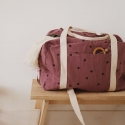 Raphael Bowling Bag purple