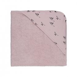 Colette bath cape Goose Lilac