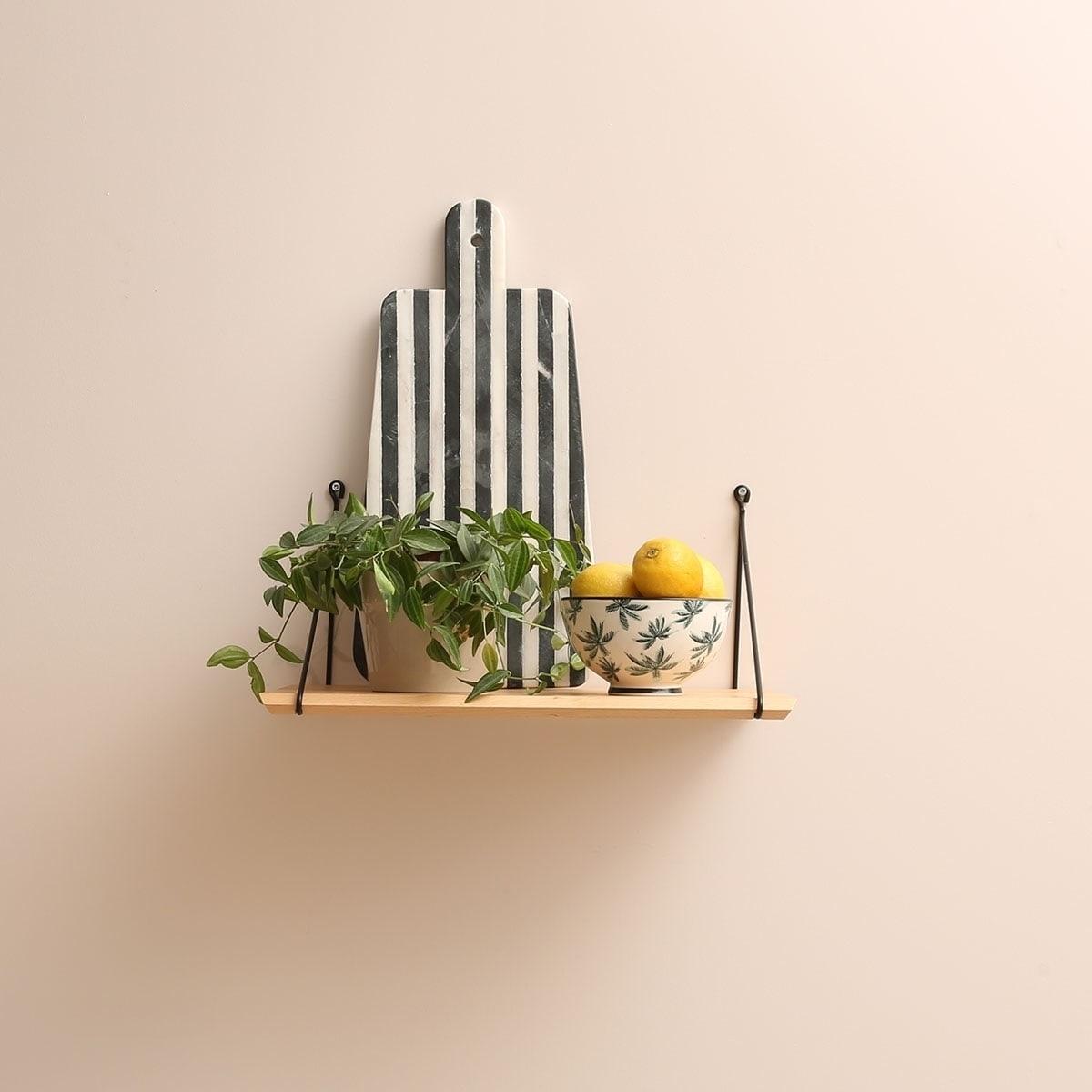 Mini shelves